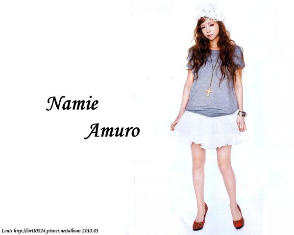 1280x1024 Namie Amuro 2010.03 mina