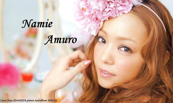 1280x768 Namie Amuro 2010.03 Ray