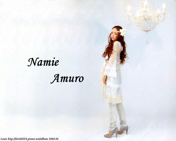 1280x1024 Namie Amuro 2010.03 Ray