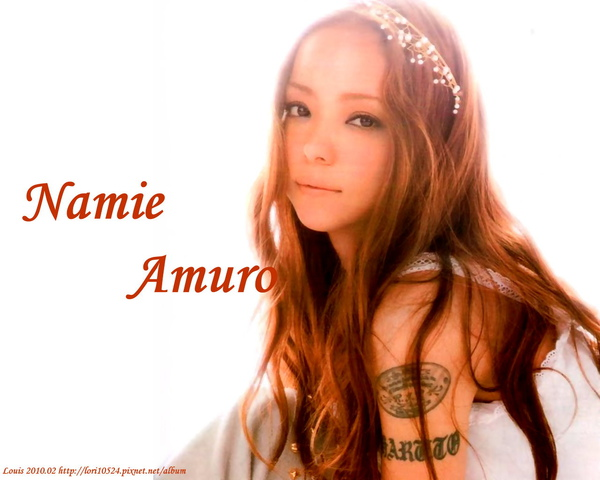 1280x1024 Namie Amuro 2010.02 Ar