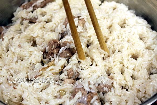 鴨肉米糕7