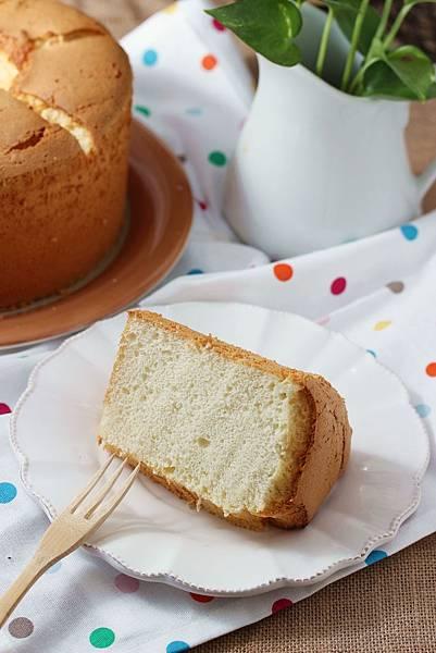 蜂蜜戚風蛋糕