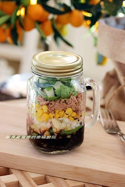 玻璃罐沙拉1