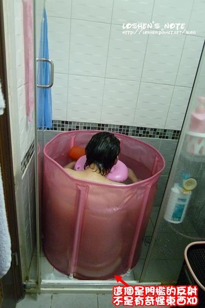 淘寶行動浴桶/充氣浴池