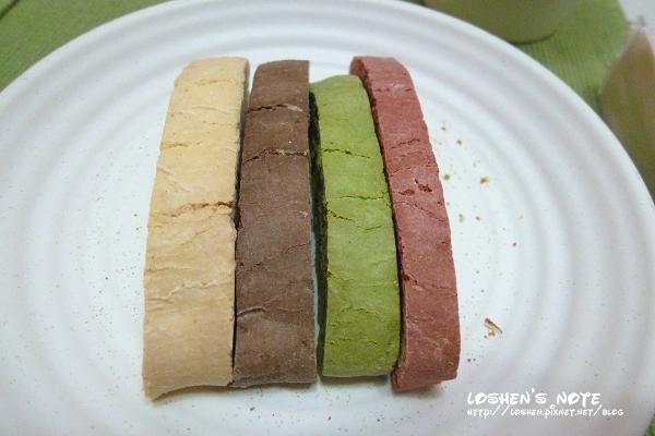 雙柏義大利脆餅