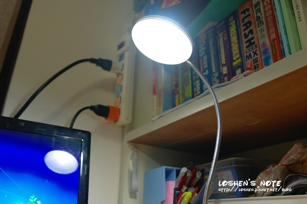 東亞LED電腦閱讀燈