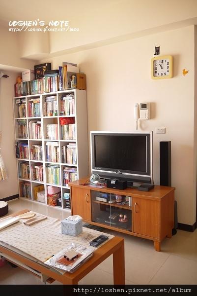 2012客廳小改造