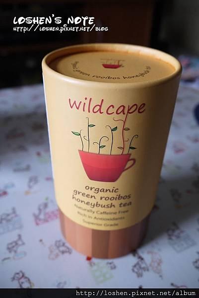 Wild Cape 野角有機頂級南非博士茶+南非蜜樹茶