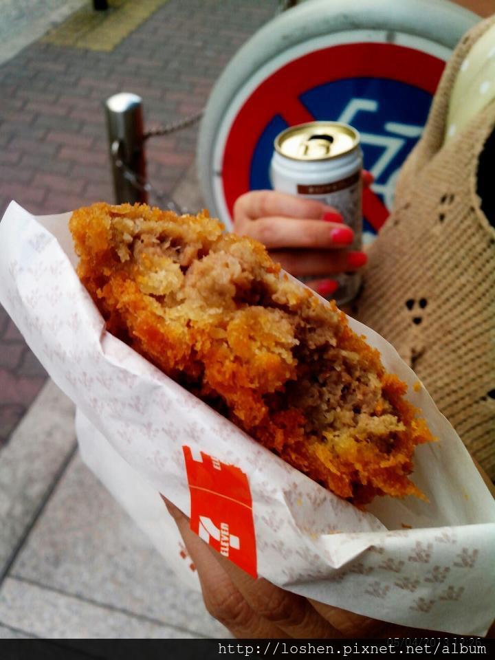 日本小7可樂餅