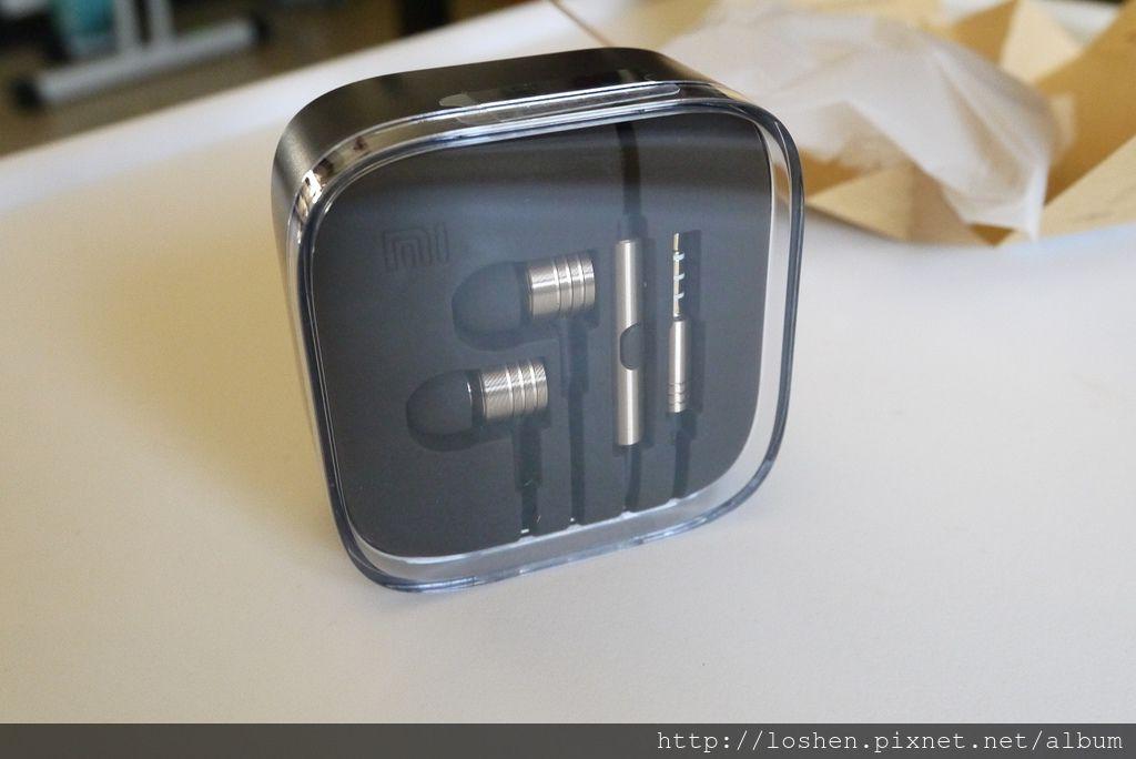 小米新活塞耳機