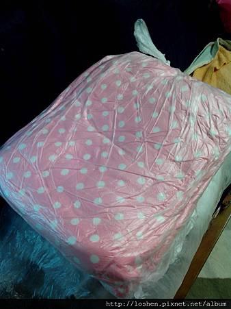 法蘭絨床包組