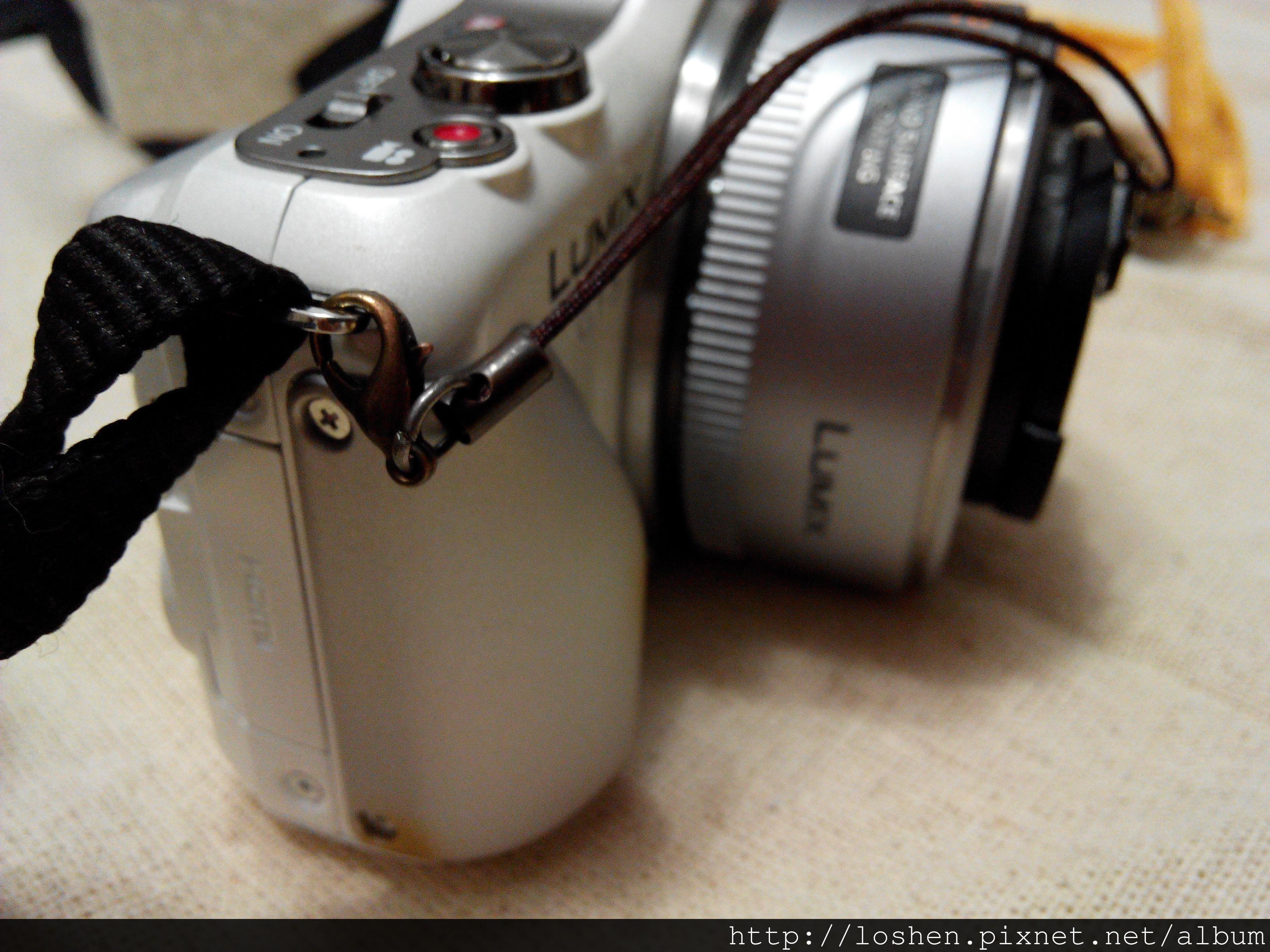 相機蓋防丟鍊
