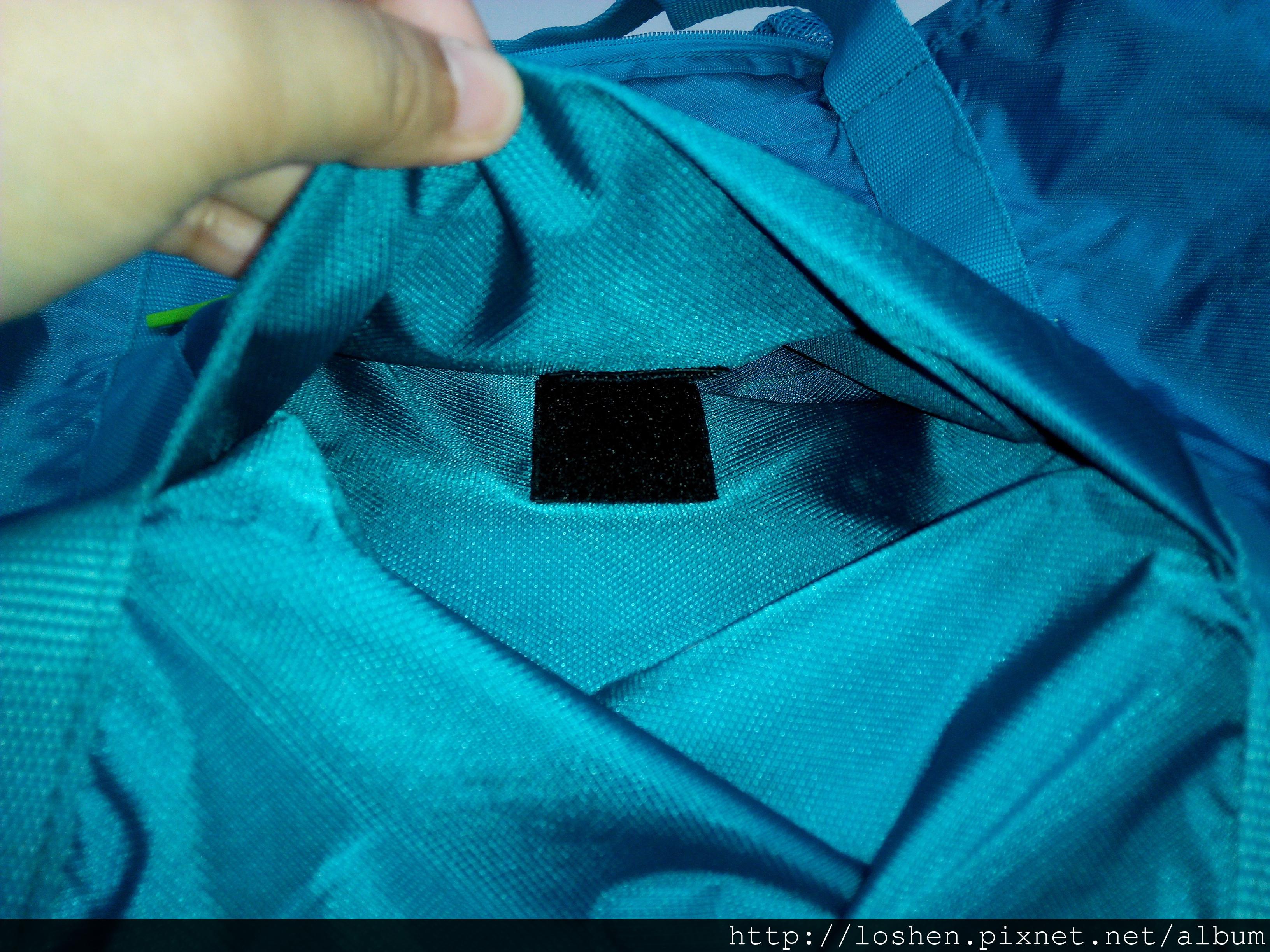 Square 超大容量防水尼龍折疊旅行包購物袋