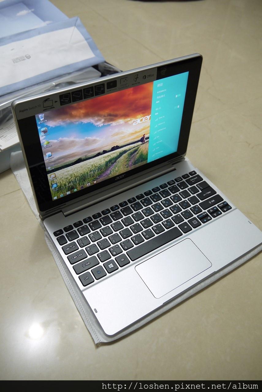 Acer SW 10