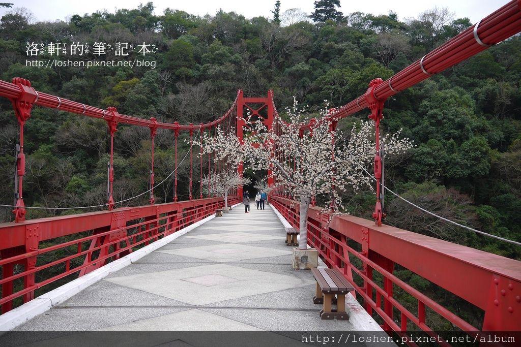 拉拉山巴陵大橋