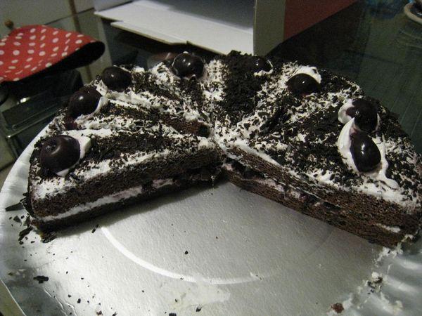 觀音愛心家園-黑森林蛋糕
