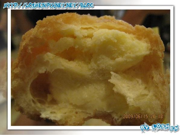 生活故事-贈送的奶酥泡芙