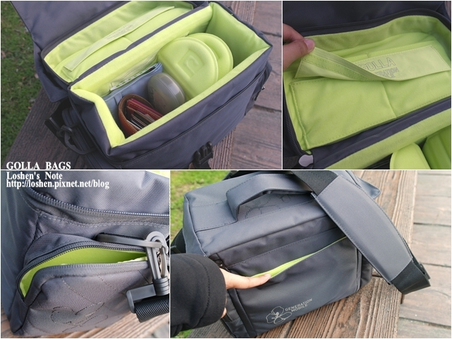 Golla Bags-一機二鏡入門款