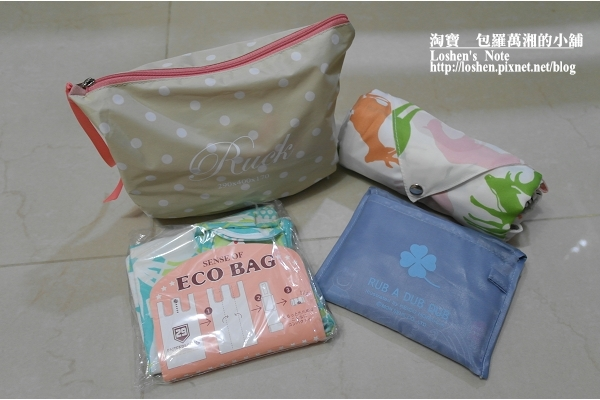 淘寶日式輕便背包.手提包及可愛收納包