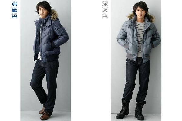 Lativ-深藍色與深灰色的抉擇