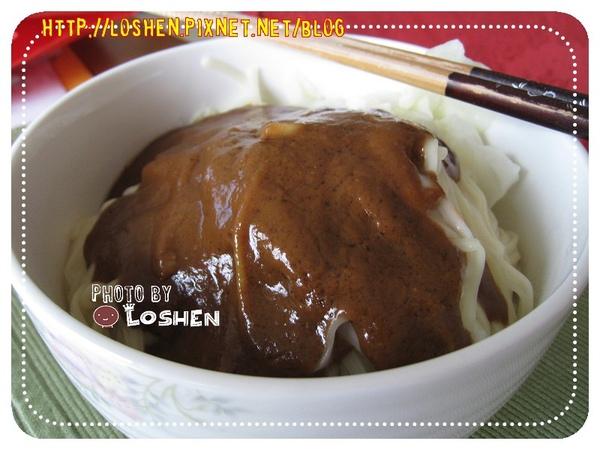 小麵館-麻醬麵