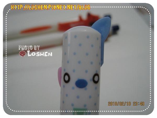 Q-liao日韓風格文具生活館-貓耳朵筆