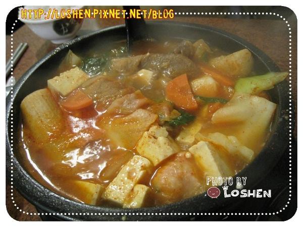 原州韓式料理-豆腐鍋