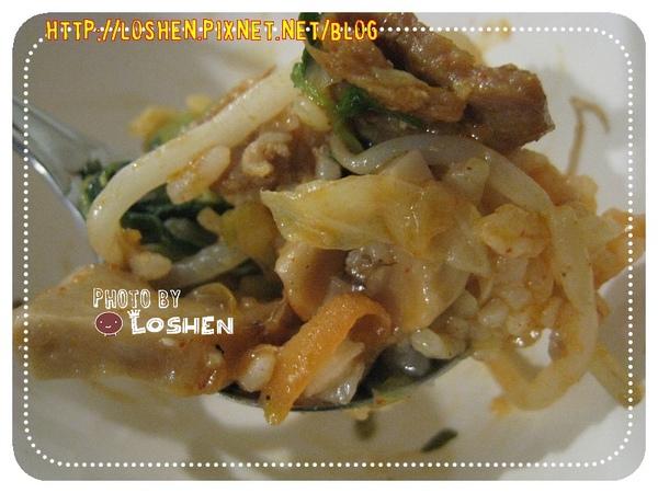 原州韓式料理-石鍋拌飯