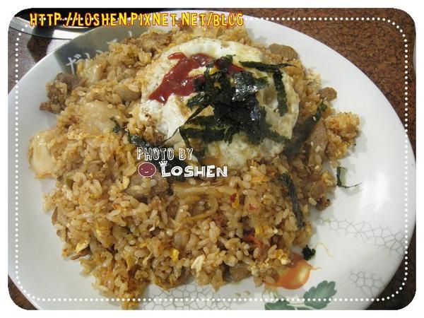 原州韓式料理-泡菜炒飯