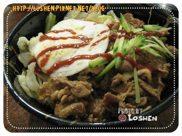 原州韓式料理-烤肉飯