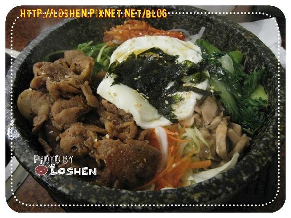 原州韓式料理-石鍋拌飯\