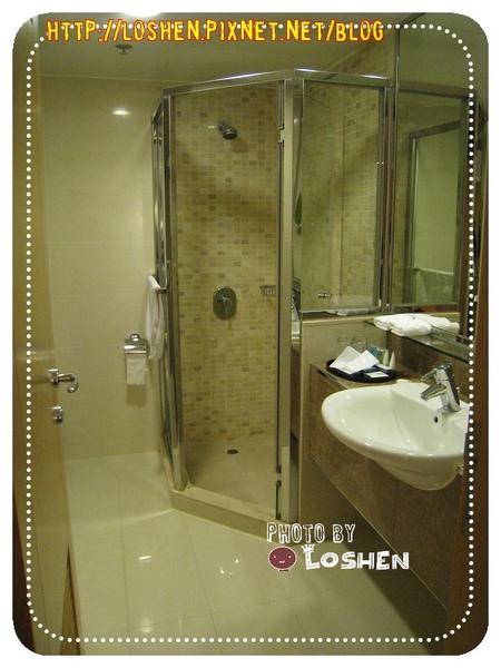 百樂飯店-浴室