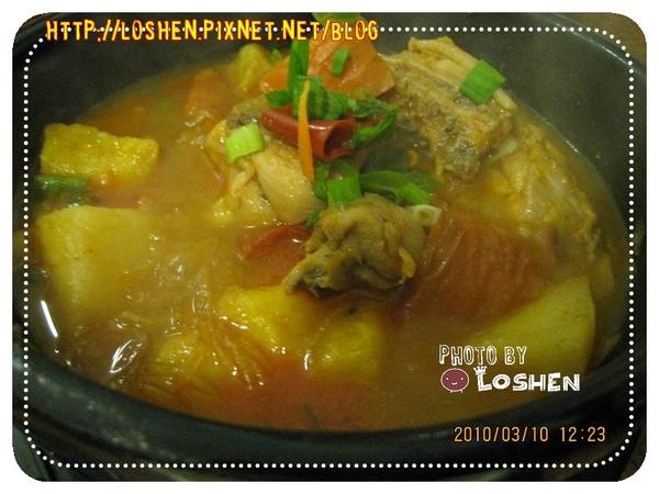 原州-辣雞飯