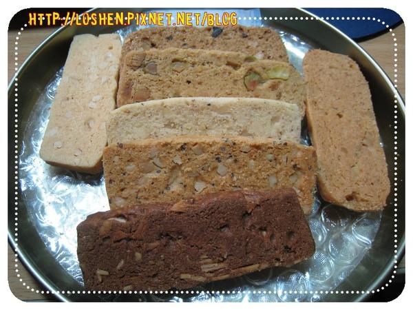 Jenny bakery-八種長條餅干~一次滿足