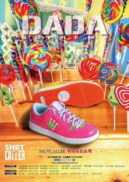 SHOTCALLER-QQ女鞋-AD-01