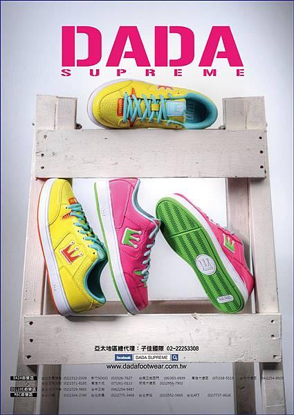 SHOTCALLER-QQ女鞋-AD-02