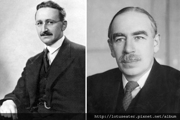 Hayek-Keynes