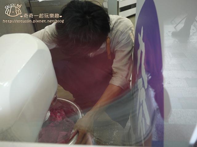加入天然的仙人掌汁液進機器 ...
