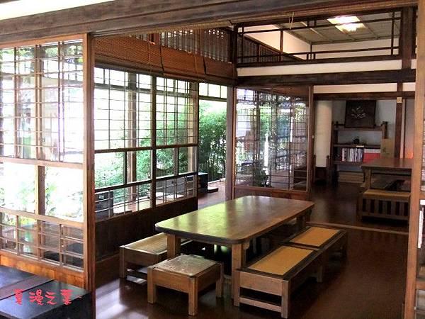 DSCF4146白天茶室