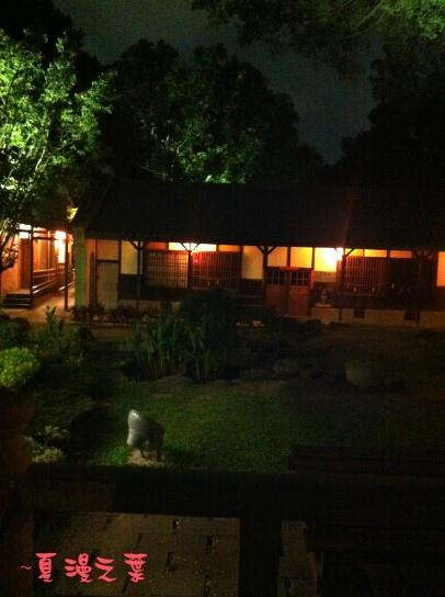 照片 008晚後院