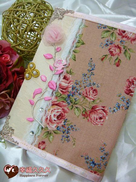 [幸福久久久]英倫玫瑰結婚證書(特價480元)