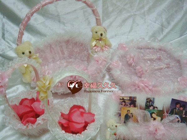 [幸福久久久]天使粉紅9件組特價1599元免運費