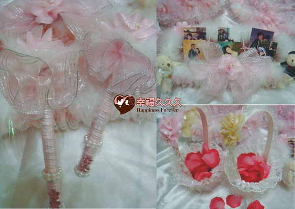 [幸福久久久]天使粉紅9件組特價1599元免運費2