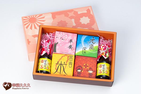 [幸福久久久]四季富貴米滿米禮盒