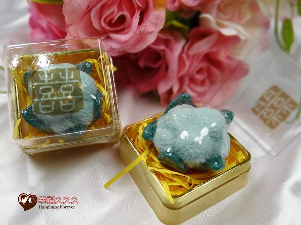 [幸福久久久]幸福花椰菜手工皂禮盒3