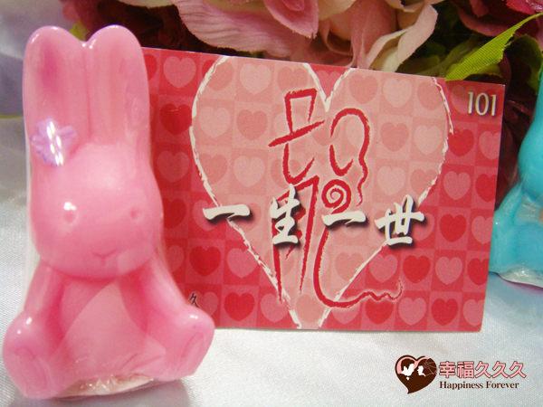 [幸福久久久]幸福花椰菜手工皂禮盒4