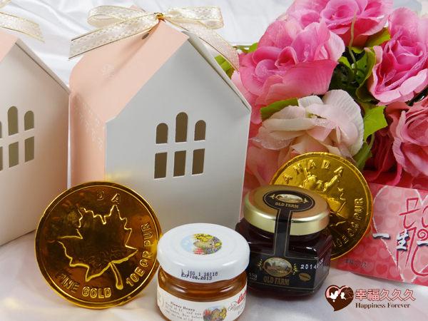 [幸福久久久]浪漫滿屋蜂蜜巧克力綜合禮盒