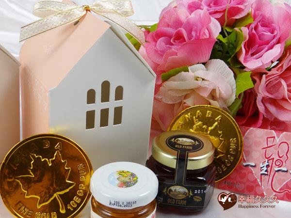 [幸福久久久]浪漫滿屋蜂蜜巧克力綜合禮盒3