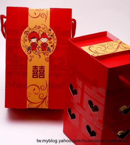 檢舉 [幸福久久久婚禮小物]典藏版-囍事好合 ♥好盒禮盒組♥-經典婚禮小物推薦(歡迎團購) 2