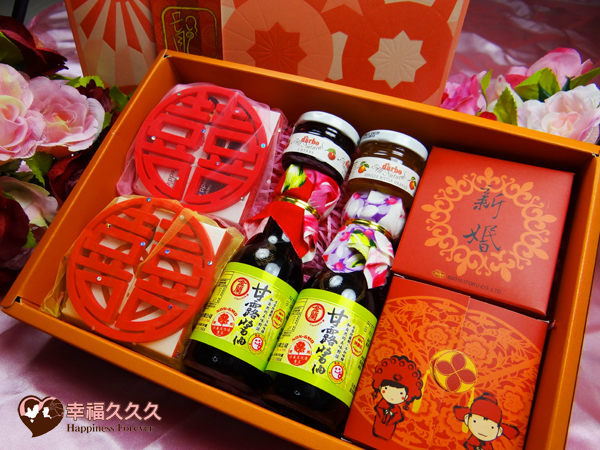 [幸福久久久]才子佳人精緻喝茶禮盒